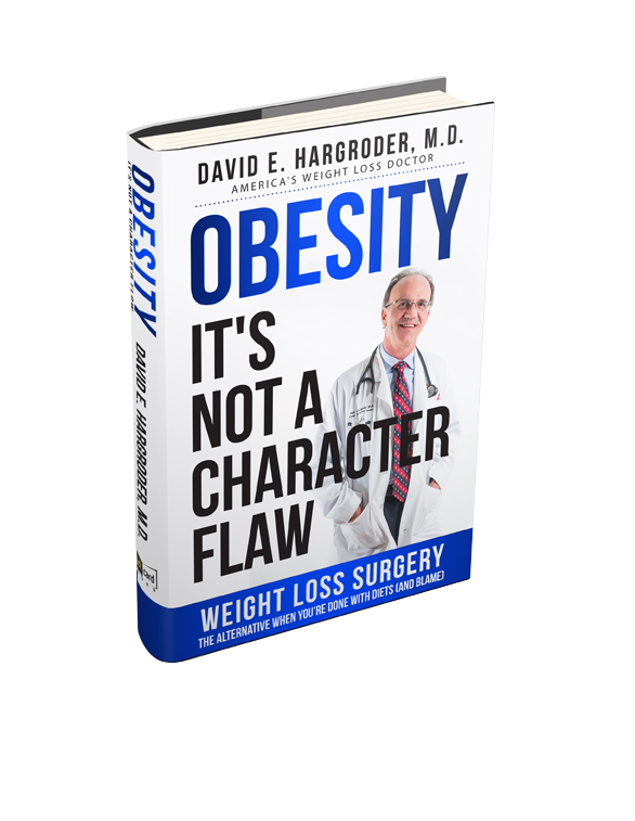 Obesity is NOT a Character Flaw